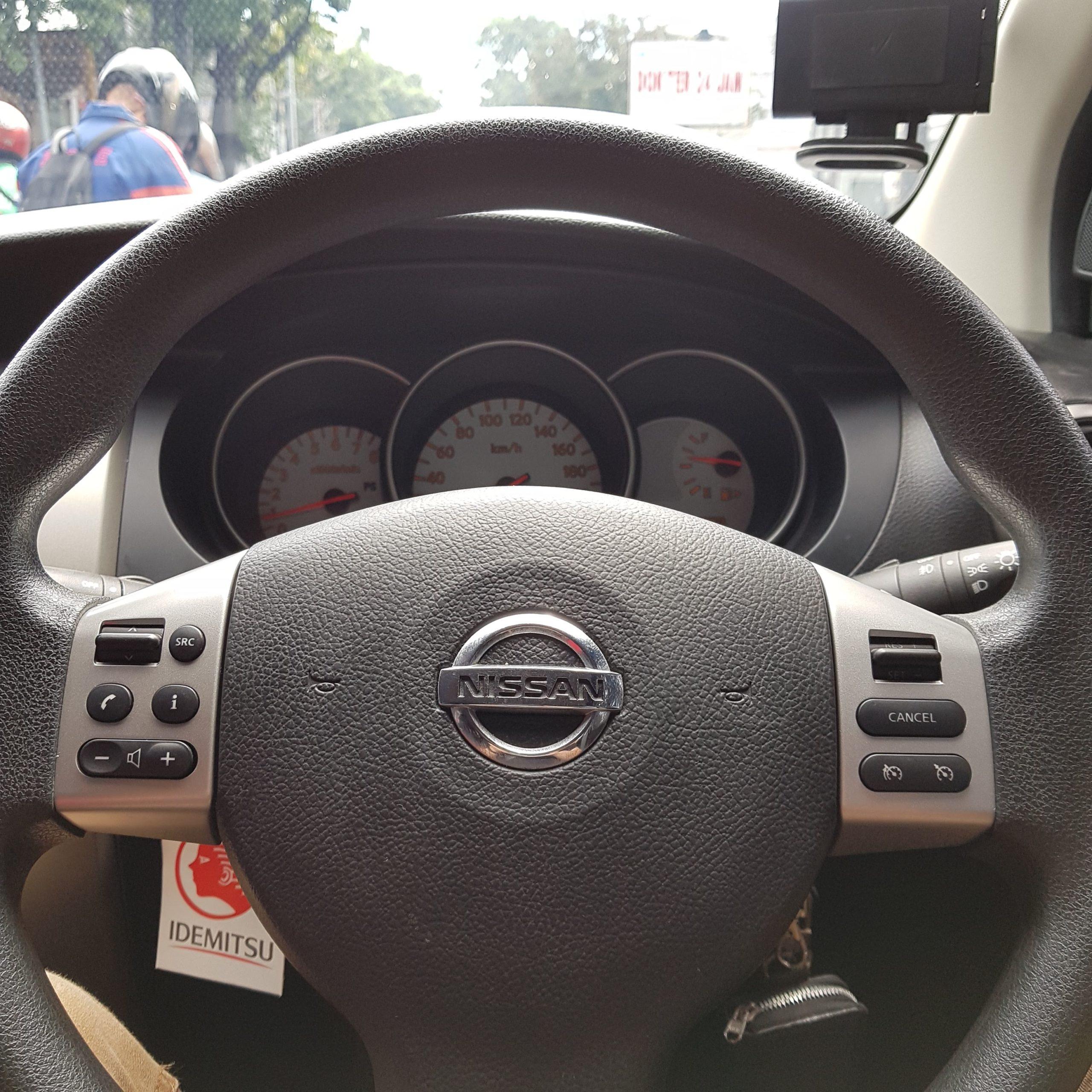 Pasang Audio Steering Switch di Livina L10