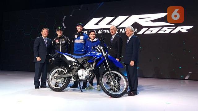 Yamaha WR 155, Motor Jangkung baru dari Yamaha