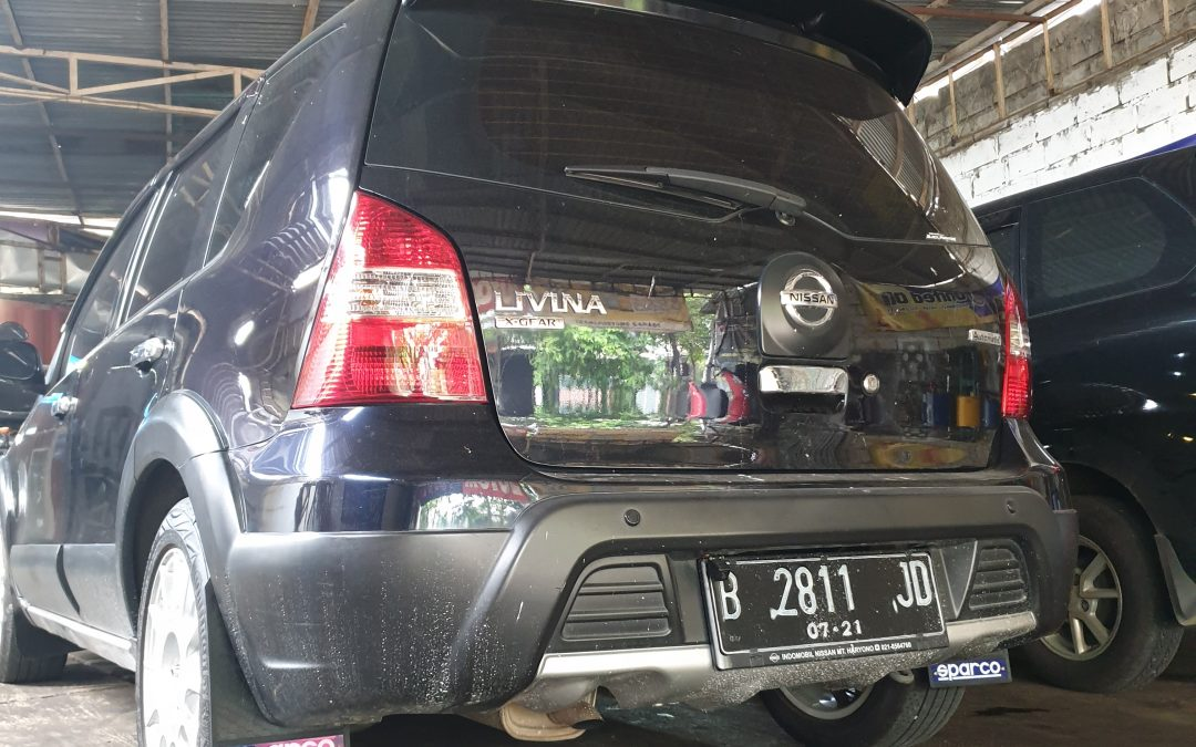 Ganti Racksteer Livina dan Tune-up + Carbon clean di Transporter Garage