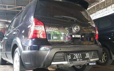 Ganti Racksteer Livina dan Tune-up + Carbon clean di Transporter Garage